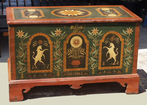 ... 500:360 ... - Past Works :: Painted Furniture By Dan & Marlene Coble